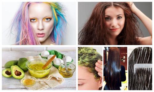 mascarillas para hidratar cabello seco y maltratado