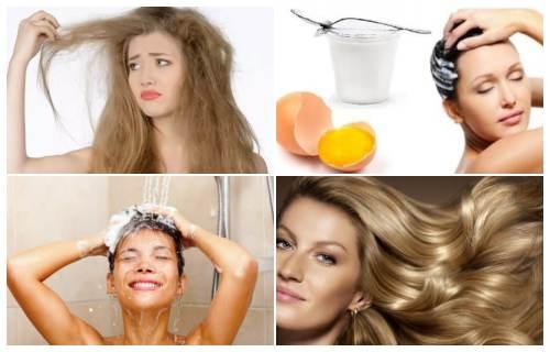 leche evaporada para el cabello