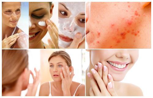 como aplicar oxido de zinc en la cara