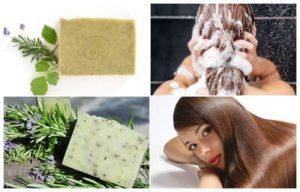 jabon de romero para evitar caida de cabello