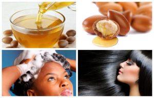 Shampoo de argan aceite nbeneficios