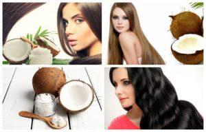 Shampoo de coco organico