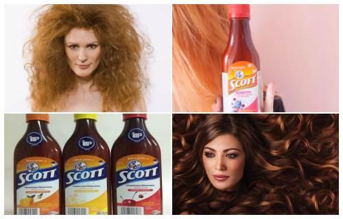 beneficios de aplicarse emulsion scott en el cabello