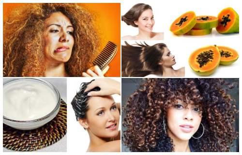 tratamientos caseros para el crecimiento del cabello