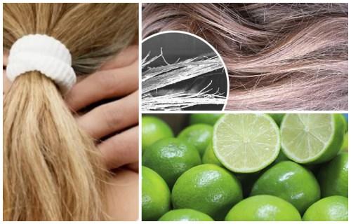 Como reparar el cabello quebradizo