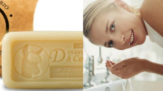 beneficios del jabon de leche de burra para la piel