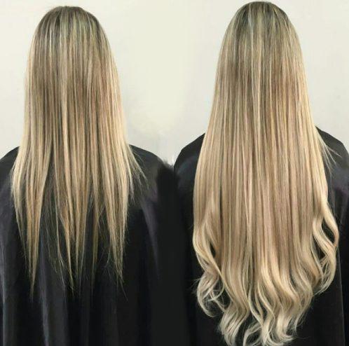 como hacer para que te crezca el cabello