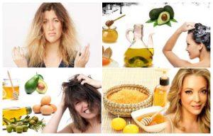 como reparar el cabello quemado por decoloración remedios caseros