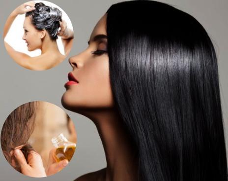 como humectar el cuero cabelludo con caspa