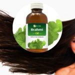 aceite de brahmi para las arrugas