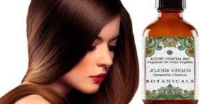 que beneficios tiene el aceite de jojoba para el cabello
