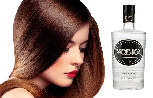 Vodka Para El Cabello Beneficios Propiedades Y Aplicación