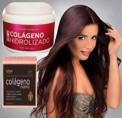 colageno para el cabello marcas