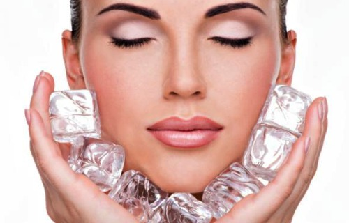 forma efectiva para cerrar los poros de la cara
