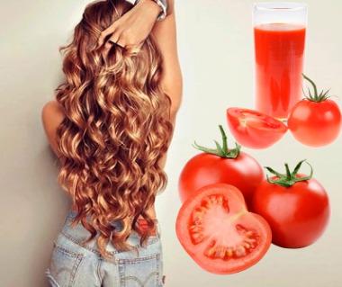tomate para el cabello ondulado