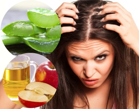 Tratamientos naturales para cuero cabelludo seco