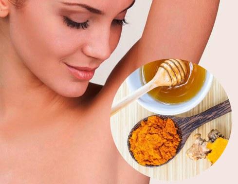 aclara la piel con curcuma
