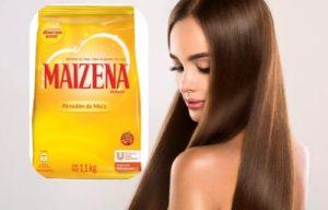maizena para combatir problemas en el cabello