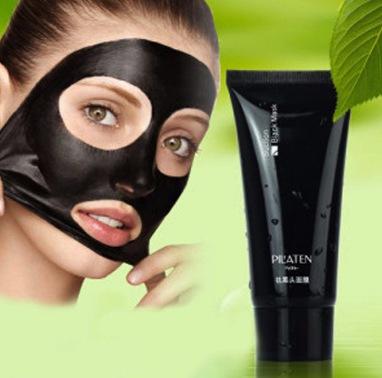 mascarilla negra para el acne casera