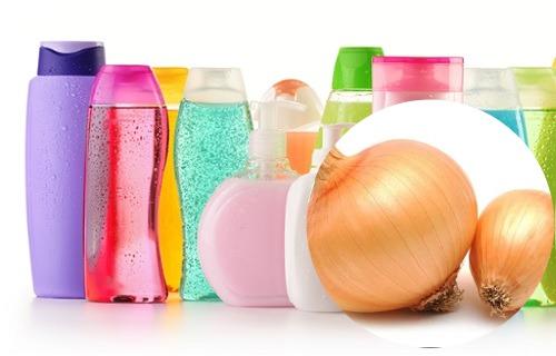 Propiedades del shampoo de cebolla