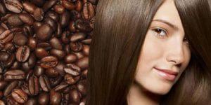 como utilizar café en el cabello