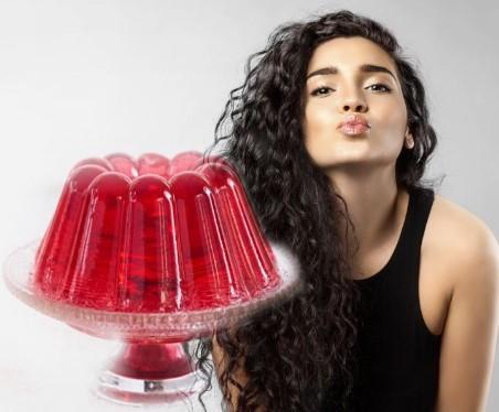beneficios de la gelatina en el cabello