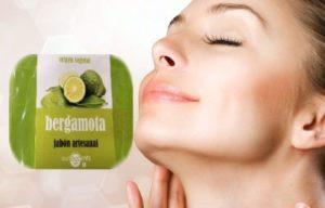 como utilizar el jabon de bergamota