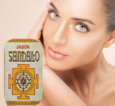como utilizar el jabon de sandalo para el acne