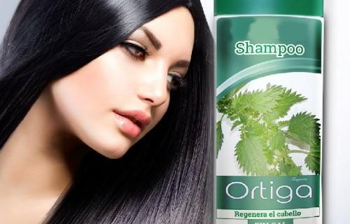 propiedades del shampoo de ortiga