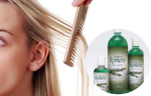 shampu de romero