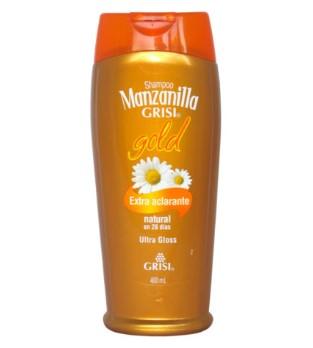 shampoo de manzanilla para bebes