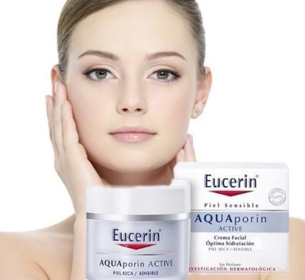 crema hidratante para la piel seca