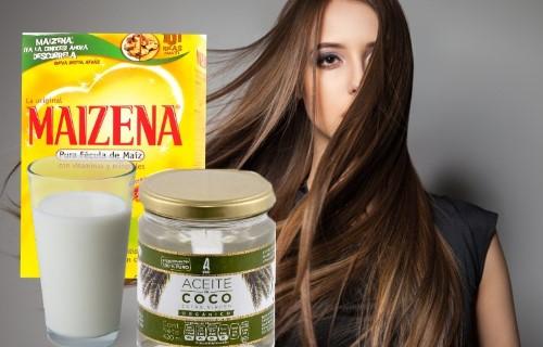 alisar el cabello sin químicos