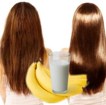 alisar el cabello con producto naturales