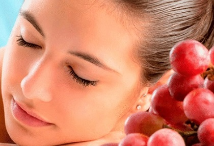 uso de la mascarilla de uva