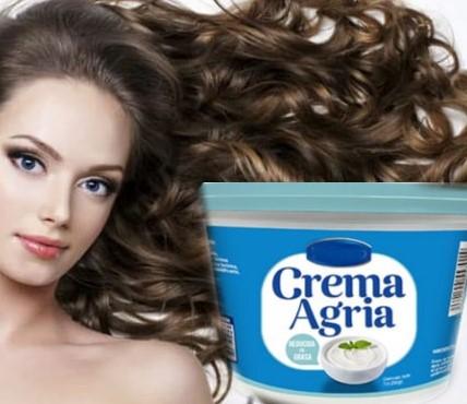cómo usar la crema ácida para el cabello