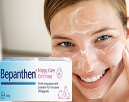 beneficios de la crema bepanthen para la piel