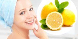 para que sirve la mascarilla de limon