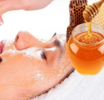 como usar la mascarilla de miel para el acné