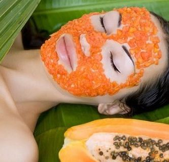 beneficios de la mascarilla de papaya