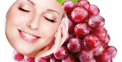 beneficios de la mascarillla de uva