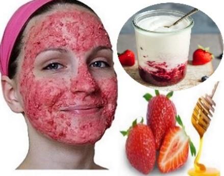 propiedades de la mascarillas de fresa