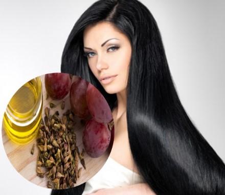 Aceite De Uva Para El Cabello Beneficios Y Uso Correcto
