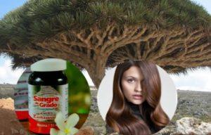 para qué sirve la sangre de grado en el cabello