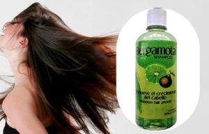 para que sirve el shampoo de bergamota