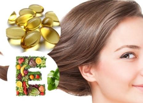 beneficios de la vitamina e para la caida del cabello