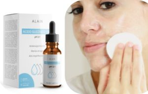 Beneficios ácido glicólico