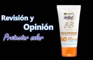 Opiniones sobre Garnier Delial BB Sun